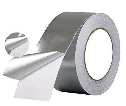 Adhesive Tape Aluminum Foil 01