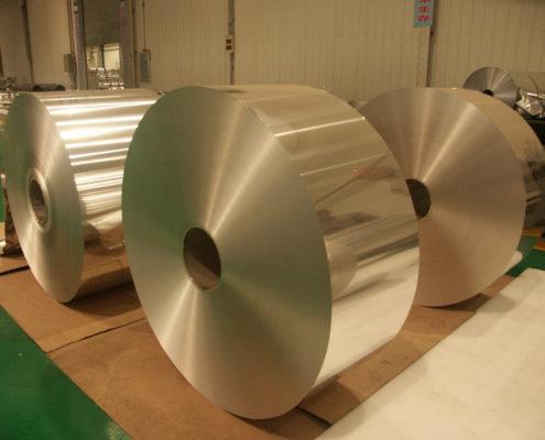 Aluminium Cable Foil 01