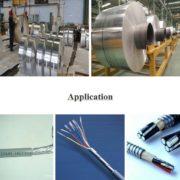 Aluminium Cable Foil 02