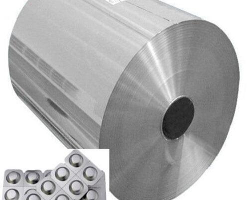Aluminium Pharmaceutical Foil 01