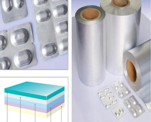 Aluminium Pharmaceutical Foil 03