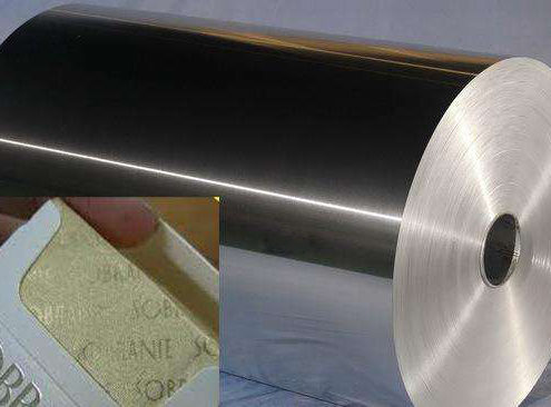 Aluminum Cigarette Packing Foil 03