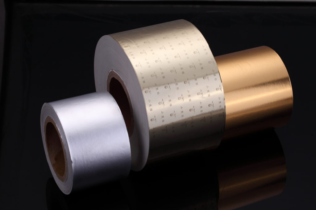 Aluminum Cigarette Packing Foil 04