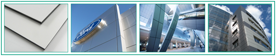 Application of Aluminum Composite Panel (ACP)