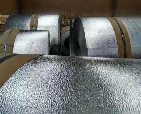 Embossed Finish Aluminum Sheet 01