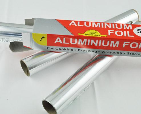 Household Aluminum Foil 01