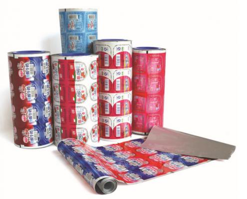 Lidding & Yogurt Aluminum Foil 01