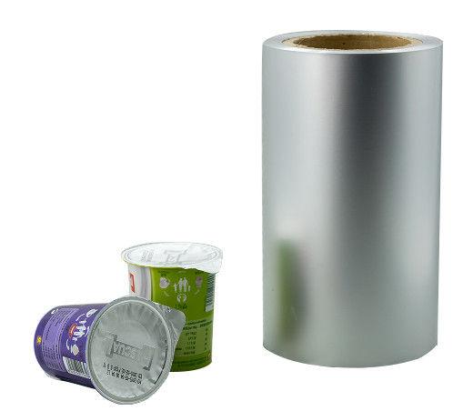Lidding & Yogurt Aluminum Foil 04