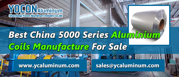Best China 5000 Series Aluminium Coils Manufacture For Sale