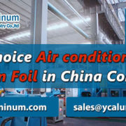 How to choice Air condition Aluminum Foil in China Companies